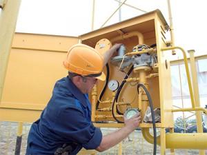 Акт разграничения балансовой принадлежности по газовому оборудованию