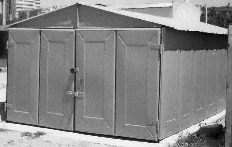 Как признать право собственности на металлический гараж купить металевий гараж в вінниці