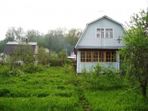 Как заполнить декларацию на строящийся садовый домик